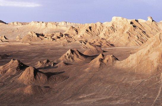 Atacama, Valle de la Luna ? Sonnenuntergang