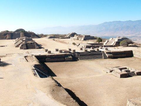 Archaeologische Zone Monte Alban_2