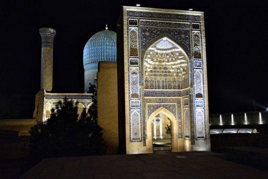 Gur Emir Mausoleum in Samarkand_2