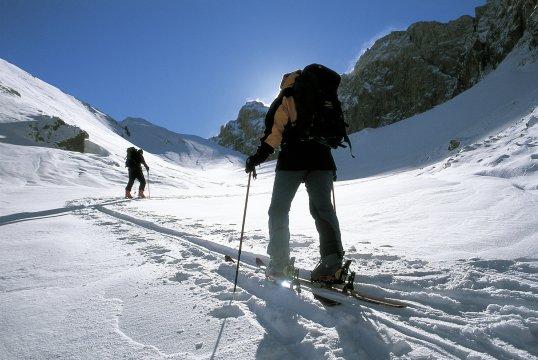Skitour Türkei 2