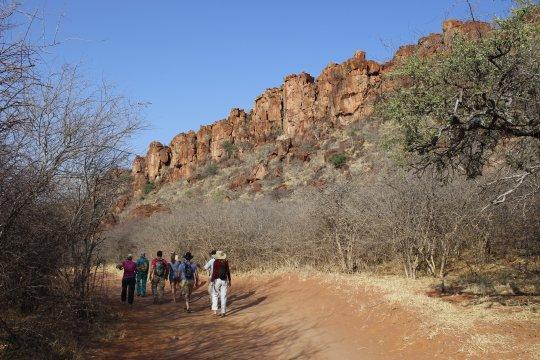 Namibia-Wanderung-am-Waterberg-Plateau