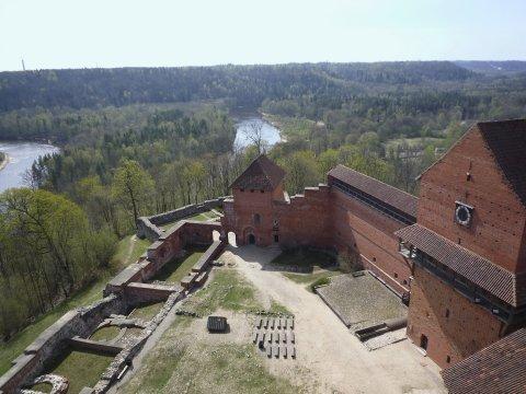 Gauja Nationalpark Turaida Burg_2