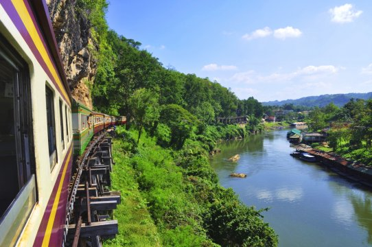 Death Railway am River Kwai