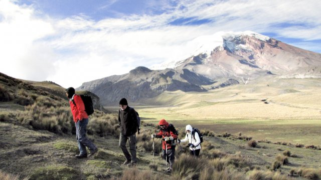 Chimborazo Trek