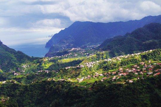 Lichtspiele auf Madeira
