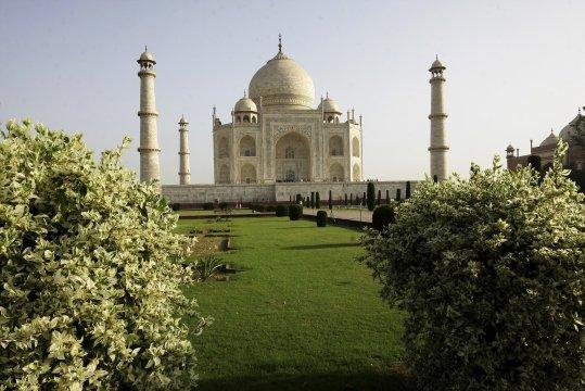 Agra Taj Mahal_2