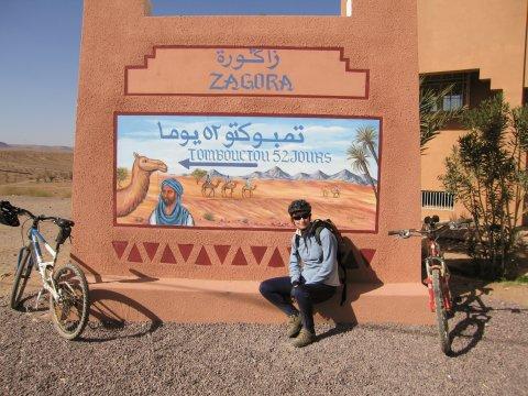 Marokko Mountainbike 5