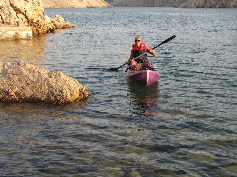 Kroatien Zrmanja Canyon Seekajak 2
