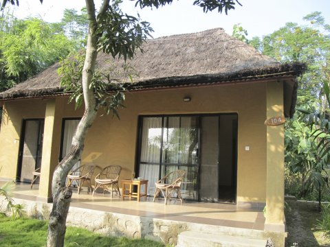 Terrai Chitwan Into the Wild Eco Resort Bungalow_2