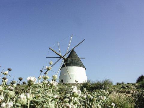 Windmühle von San José