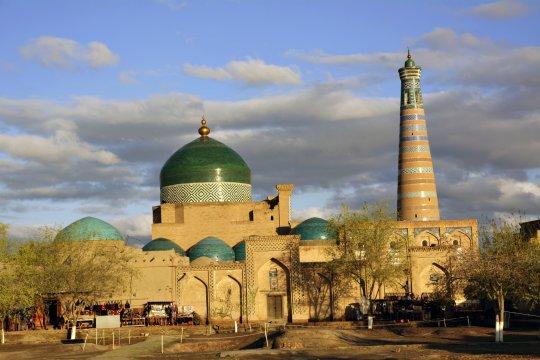 Chiwa Mausoleum Pahlawan Mahmud_2
