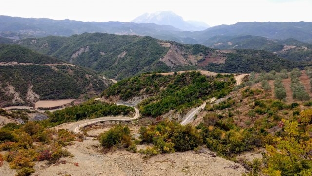 Albanien-MTB-Weite-und-unberührtes-Land