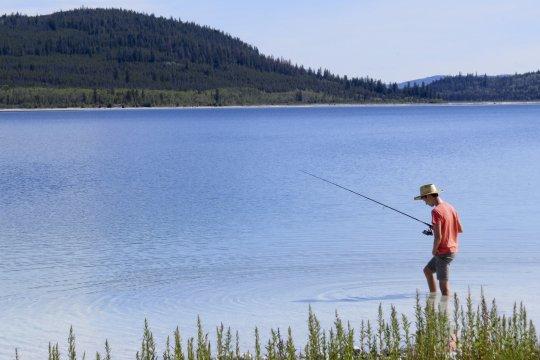 Kanada Fischen Eagle Lake_2