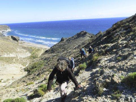 Küstenwanderung Cabo de Gata