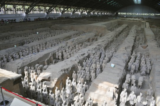 Terrakottaarmee Xian