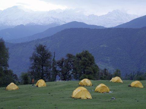 Garhwal Camping