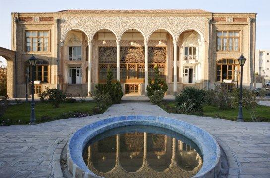 Tabriz Khaneh Behnam Traditionelles Haus