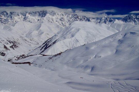 Georgien-swanetien-skitouren