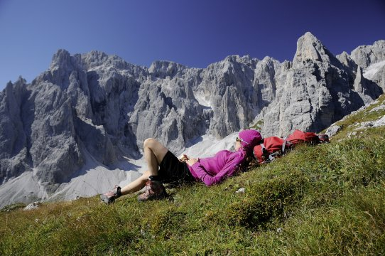 Elfer Zigmonykopf Sextener Dolomiten
