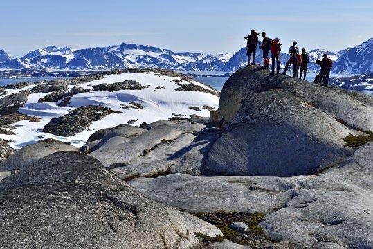 Am Ammassaliq-Fjord