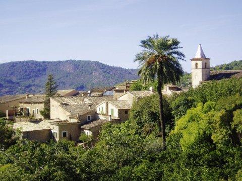 Mallorca - Bergdorf