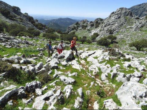 Wanderung Sierra Grazalema Andalusien_2