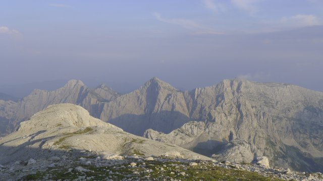 Nationalpark Triglav Panorama