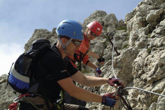 Klettersteige Dolomiten_2