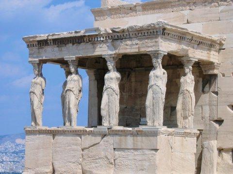 Antike Akropolis