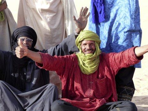 Mannschaft in Algerien - seit Jahren vertraut_2