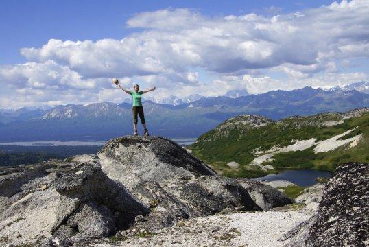 Alaska Range Denali-Nationalpark_2