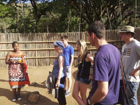 Begegnung Swazi Village_2