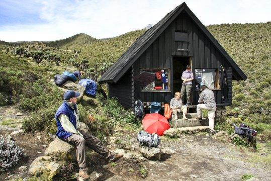 Horombo Hütten am Kilimanjaro_2