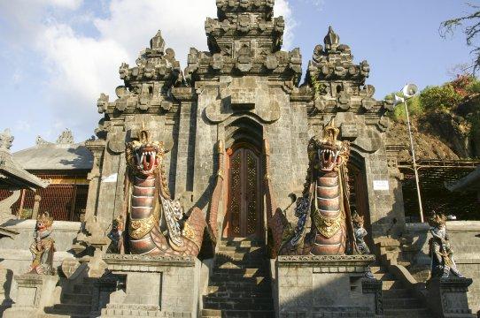 Bali Pemuteran Pura Puraki Hindutempel