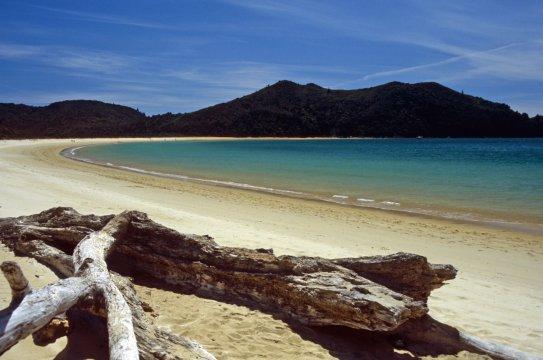 Abel Tasman NP Bucht
