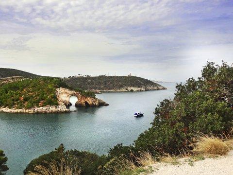 Küste am Gargano