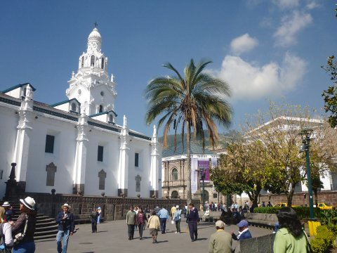 Altstadt, Quito