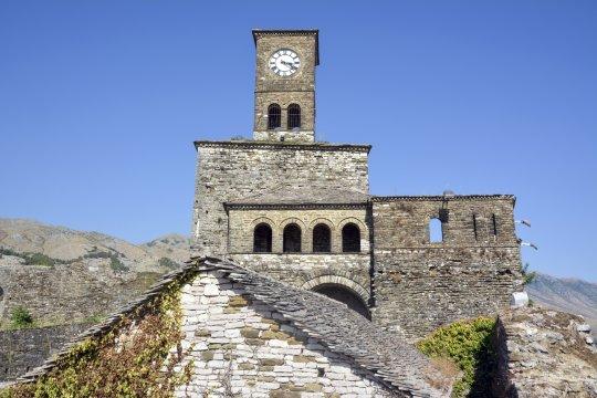 Gijrokastra Burg