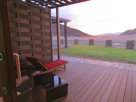 Greenfire Lodge Namib Rand