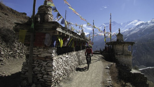 Mountainbike Nepal 2