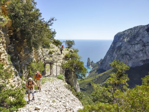 Sardischer Küstenweg