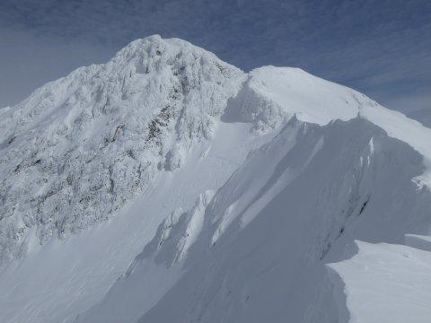 Vanatarea lui Buteanu 2507 m
