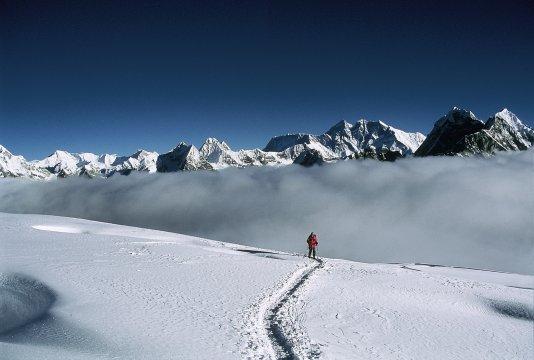 Aufstieg zum Mera Peak