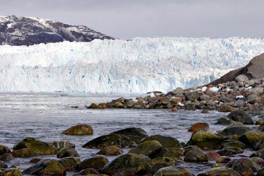 Eqip Gletscher
