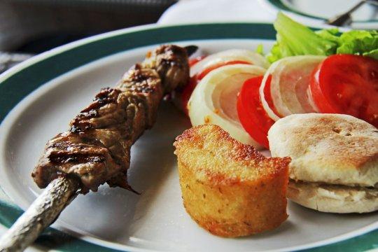 Espetada Madeirense - Fleischspieß