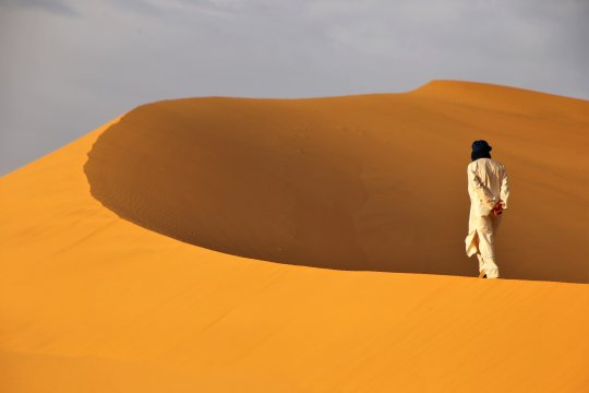 Erg Admer - Zeit in den Dünen