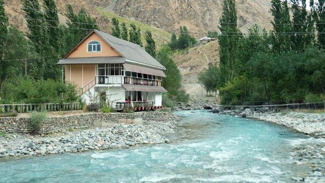 Guesthouse Zing in Kalai Khumb