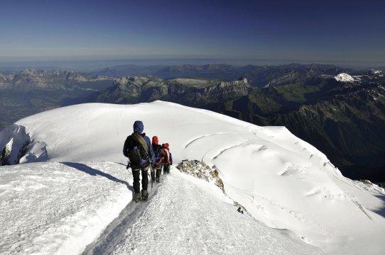 Gipfel_ Montblanc 4
