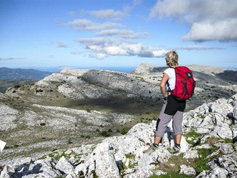 Die Weite Sardiniens