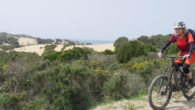 Sardinien-MTB-Dünen-an-der-Küste
